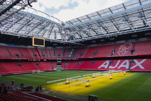 Glem ikke Ajax' vej i Champions League i år